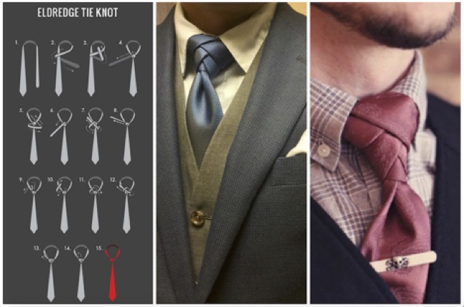 Get noticed seven eye catching tie knots for the unusual man get noticed seven eye catching tie knots for the unusual man ccuart Choice Image