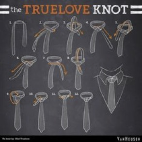 Get noticed seven eye catching tie knots for the unusual man 5picblog2 5apicblog2 ccuart Image collections
